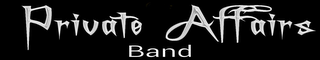 mark for PRIVATE AFFAIRS BAND, trademark #85876240