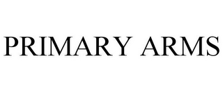 mark for PRIMARY ARMS, trademark #85876482