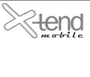 mark for XTEND MOBILE, trademark #85876658