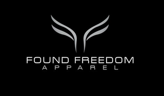mark for FOUND FREEDOM APPAREL, trademark #85877034