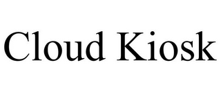 mark for CLOUD KIOSK, trademark #85877054