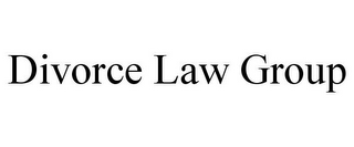 mark for DIVORCE LAW GROUP, trademark #85877241