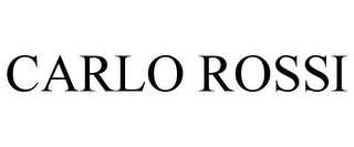 mark for CARLO ROSSI, trademark #85877270