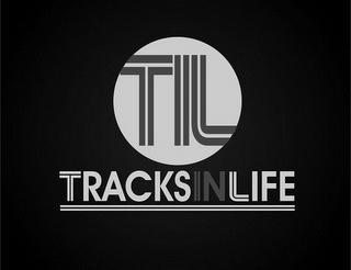 mark for TIL TRACKSINLIFE, trademark #85877382