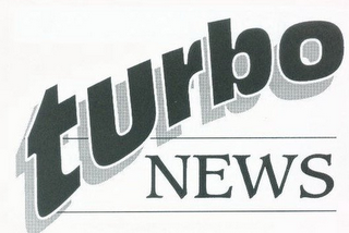 mark for TURBO NEWS, trademark #85877574