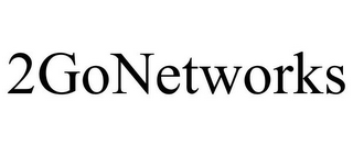 mark for 2GONETWORKS, trademark #85877644