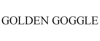 mark for GOLDEN GOGGLE, trademark #85877698