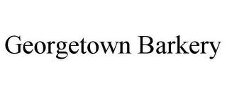mark for GEORGETOWN BARKERY, trademark #85878233