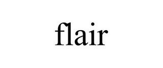 mark for FLAIR, trademark #85878304