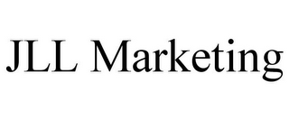 mark for JLL MARKETING, trademark #85878577