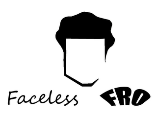 mark for FACELESS FRO, trademark #85878890