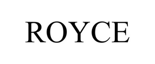mark for ROYCE, trademark #85879543