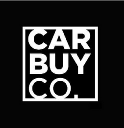 mark for CAR BUY CO., trademark #85879757