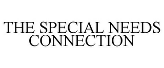 mark for THE SPECIAL NEEDS CONNECTION, trademark #85879899
