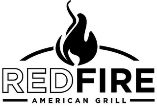 mark for RED FIRE AMERICAN GRILL, trademark #85879901