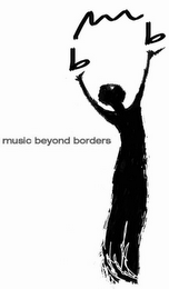 mark for BMB MUSIC BEYOND BORDERS, trademark #85879975