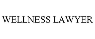 mark for WELLNESS LAWYER, trademark #85880041