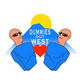 mark for DUMMIES OUT WEST, trademark #85880184