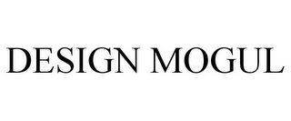 mark for DESIGN MOGUL, trademark #85880571