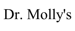 mark for DR. MOLLY'S, trademark #85880690