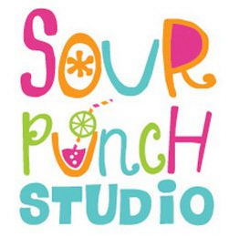 mark for SOUR PUNCH STUDIO, trademark #85880850