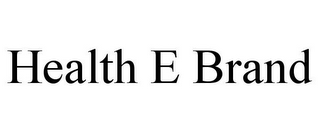 mark for HEALTH E BRAND, trademark #85880875