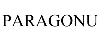 mark for PARAGONU, trademark #85880901