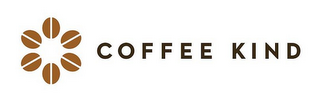 mark for COFFEE KIND, trademark #85881096