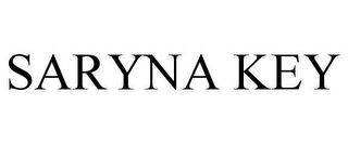 mark for SARYNA KEY, trademark #85881131