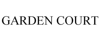mark for GARDEN COURT, trademark #85881341