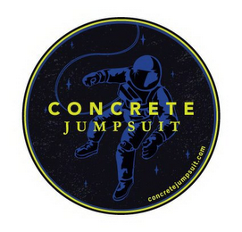 mark for CONCRETE JUMPSUIT CONCRETEJUMPSUIT.COM, trademark #85881423