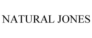 mark for NATURAL JONES, trademark #85881664