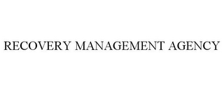mark for RECOVERY MANAGEMENT AGENCY, trademark #85881747