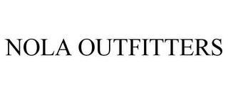 mark for NOLA OUTFITTERS, trademark #85881758