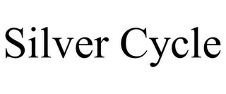 mark for SILVER CYCLE, trademark #85881983