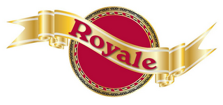 mark for ROYALE, trademark #85882297