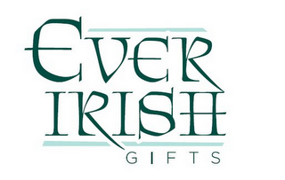 mark for EVER IRISH GIFTS, trademark #85882470