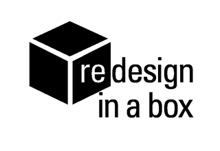 mark for REDESIGN IN A BOX, trademark #85882675