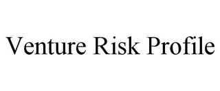 mark for VENTURE RISK PROFILE, trademark #85882695