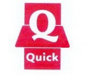 mark for Q QUICK, trademark #85882749