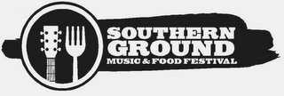 mark for SOUTHERN GROUND MUSIC & FOOD FESTIVAL, trademark #85883073