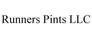 mark for RUNNERS PINTS LLC, trademark #85883160