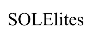 mark for SOLELITES, trademark #85883178