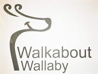 mark for WALKABOUT WALLABY, trademark #85883223