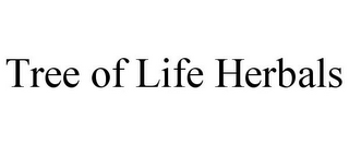 mark for TREE OF LIFE HERBALS, trademark #85883239