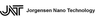 mark for JNT JORGENSEN NANO TECHNOLOGY, trademark #85883389