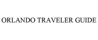mark for ORLANDO TRAVELER GUIDE, trademark #85883586