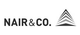 mark for NAIR & CO., trademark #85883763