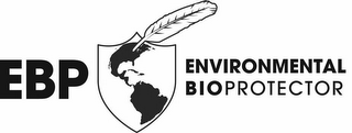 mark for EBP ENVIRONMENTAL BIOPROTECTOR, trademark #85883856