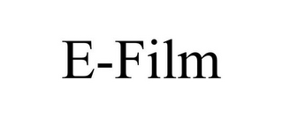 mark for E-FILM, trademark #85884307